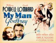 My Man Godfrey set of movie stills prints