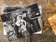 The Gold Rush set of movie stills prints