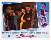 The Stranger postcard
