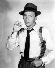 Frank Sinatra movie poster