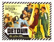 Detour lobby card