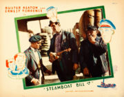 Steamboat Bill Jr. 1928 lobby card