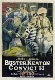 Convict 13 (1920) lobby card