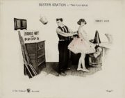Buster Keaton lobby cards