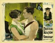 College 1927 lobby card