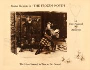 The Frozen North 1922 lobby card